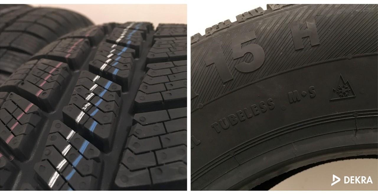 zimní pneu dekra